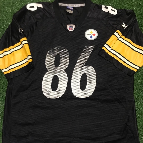 NFL Pittsburgh Steelers Hines Ward Jersey Sz XL